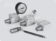 Mikro hydraulické ventily